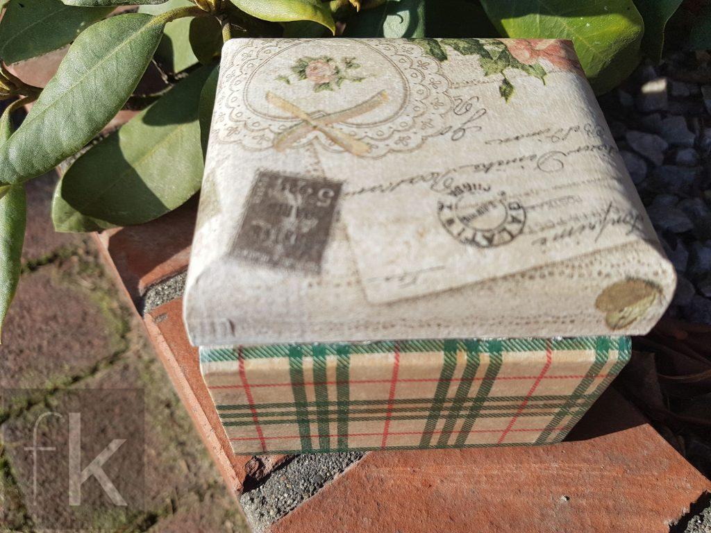 Walentynkowe pudełko