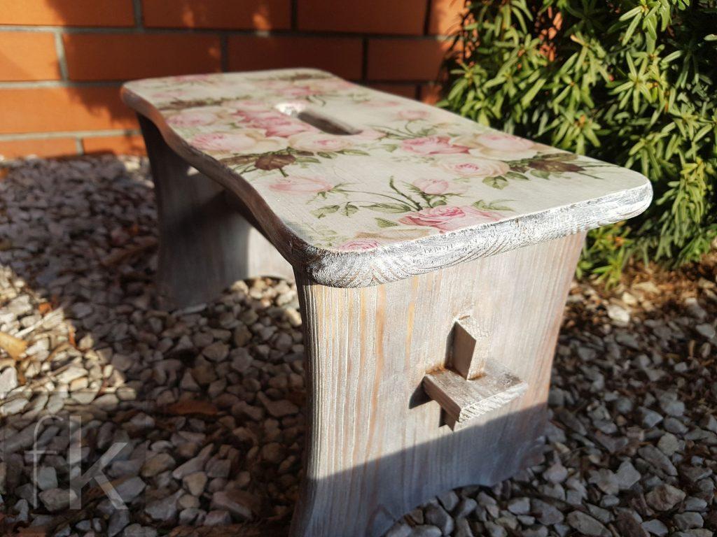 Krzesełko bez opacia